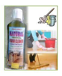 Natural Herbal Floor Cleaner