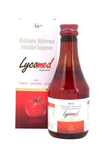 Lycomed Suspension