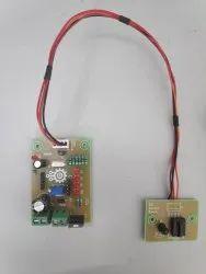 Automatic Sanitizer Dispenser Board