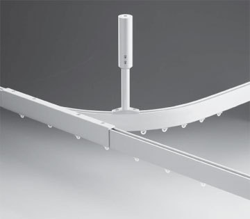 Curtain Tracks Motorized Curtain Tracks Oem Manufacturer