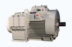 Fan Cooled Induction Motor - IC 4A1A1, IC 4A1A6 (TEFC)