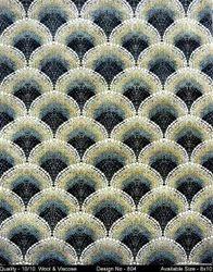 Hand Knotted Modern Design Carpet