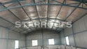 Arch Roofing Shed with Insulation Service