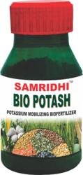 Potassium Mobilizing Liquid Bio Fertilizer