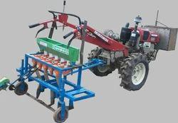 Power Tiller Seed Drill