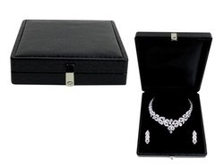 Leatherette Jewellery Gift Box