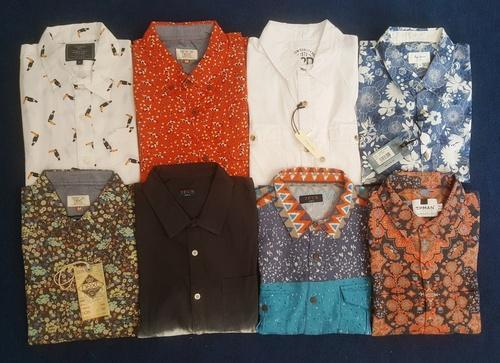 Garment Stocklot - Garment Stock Lot Shirt Manufacturer from Ahmedabad