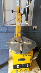 Wheel Changer Machine