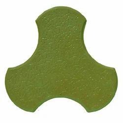 Green Colorado Tile Moulds