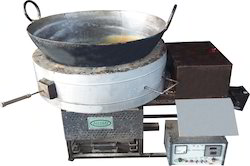 Commercial Biomass Continuous Feed Stove With Kadhai