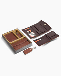 3 In 1 Leather Corporate Gifts
