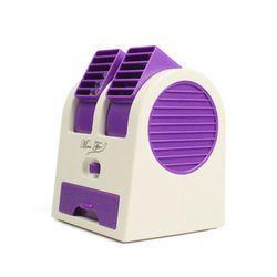Purple Mini Dual Air Cooler