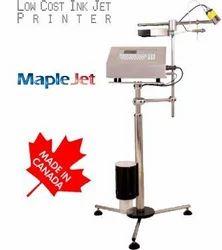 On Line Ink Jet Label Printer