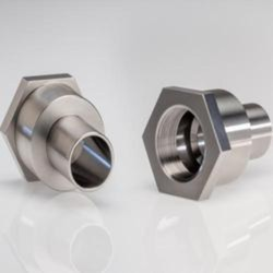 CNC Machined Nuts