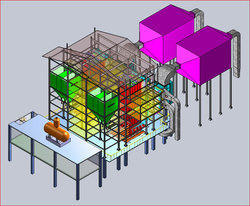 2D to 3D CAD Conversion Services