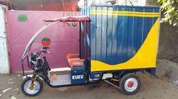 Container Rickshaw