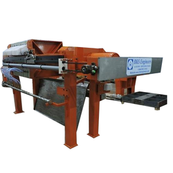 Sludge Dewatering Automatic Filter Press