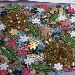 Embroidery Multiple Work