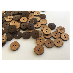 Natural Buttons for Bags