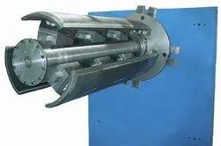 Hydraulic De Coiler