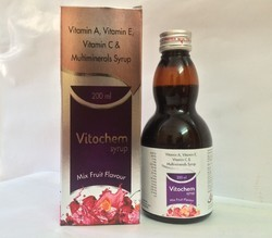 PCD Pharma Franchise for Multivitamin Syrup