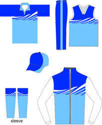 Cricket Jersey Set