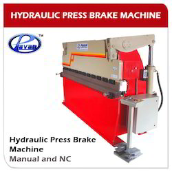 Hydraulic Press Brake Machine HBM 625 Standard Model