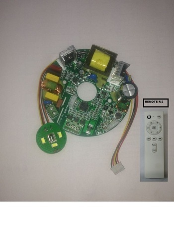 Ceiling Fan Spare Parts Sensorless Bldc Controller