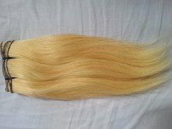 Blonde Straight Human Hair