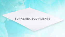 White Surgical and Medical Absorbent Pad