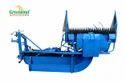 Wheat Reaper Binder Machine