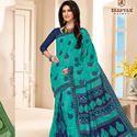 Regular Wear Cotton Saree