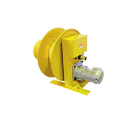 Geared Motor Cable Reel