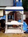 Coir Fiber Baling Press Machine