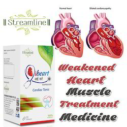 Weakened Heart Muscle Treatment Medicine