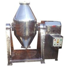 Double Cone Blender Herbal Machinery