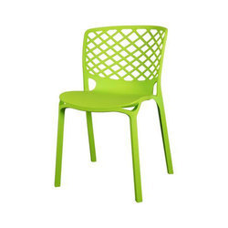 Plastic Cafeteria Chair