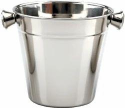 Single Wall Conical Ice Bucket