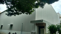 Badminton Court Shed Roofing Solutions