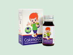 Calcima D3 Drops