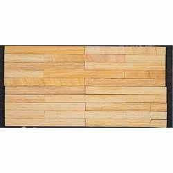 Teak Sandstone 5 Patti Wall Cladding