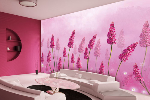 Floral Wall Paper