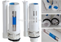 Dual Flush Flushing Cistern 3/8 Liters Premium Model