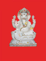 Beautiful Ganesh Statue