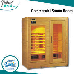 Commercial Sauna Room