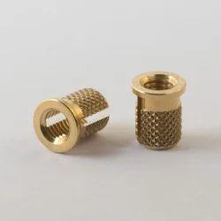 Brass Insert for Plastic
