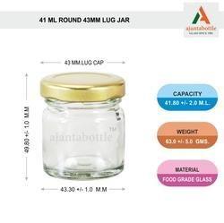 41 Ml Jam Jar