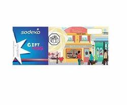 Sodexo - Gift Card - Gift Voucher