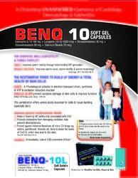 Coenzyme Q10 Soft Gelatin Capsules