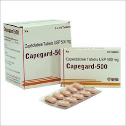 Capegard 500mg Tablet